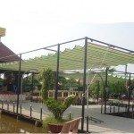 Mái bạt xếp uy tín hàng đầu nhà hàng tại Hà Nội