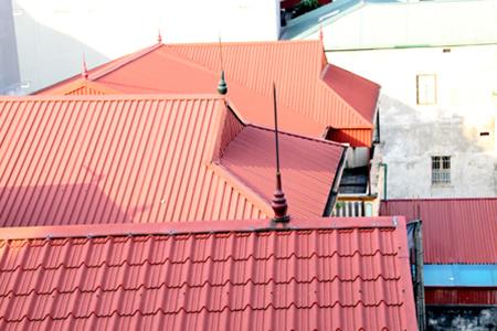 làm mái tôn tại Quảng Ninh