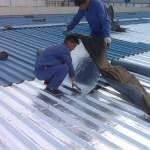 Thợ thi công mái tôn uy tín giá rẻ tại Hà Nội