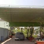 Làm mái xếp di động tại Ninh Bình giá rẻ chất lượng