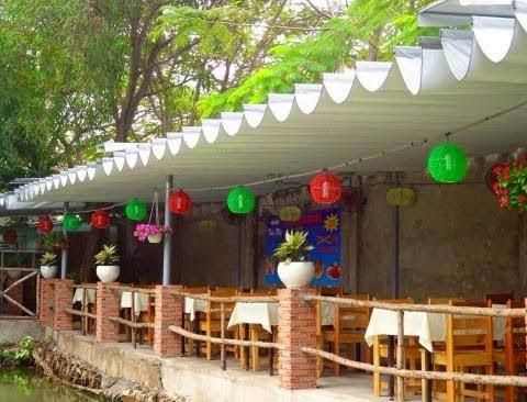 làm mái xếp di động tại Ninh Bình