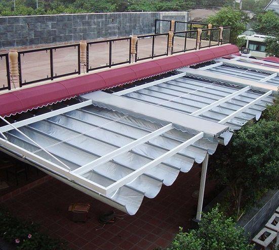 Mái xếp tại Phú Thọ