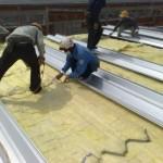 Giải pháp chống nóng cho mái tôn khi hè về