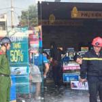 Cháy lớn tại siêu thị điện máy Xanh, Đà Nẵng