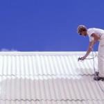 Loại sơn chống nóng cho mái tôn tốt nhất