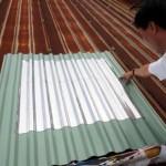 Phương pháp chống dột mái tôn nhà xưởng nhà nhà kho