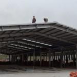 Kinh nghiệm chọn và sửa chữa mái tôn cho nhà xưởng