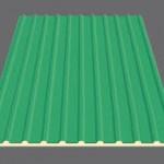 Vì sao nên sử dụng mái tôn chống nóng, chống ồn PU?