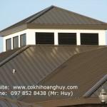 6 lưu ý bạn phải biết khi chọn màu làm mái tôn cho ngôi nhà của bạn