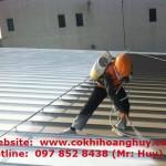 Đơn giá nhân công lợp mái tôn tại Hà Nội