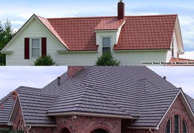 Nhà làm mái tôn hoàn thiện