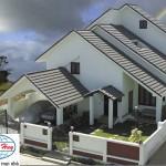 Làm mái tôn bao nhiêu tiền 1 m2 trên thị trường ?