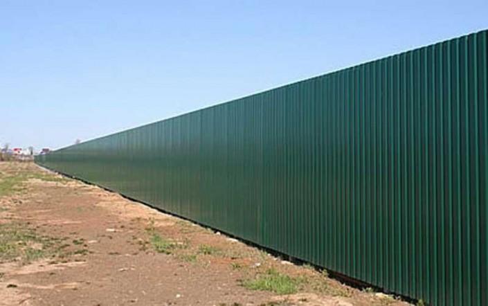 Những ưu, nhược điểm của hàng rào tôn nhất định phải biết